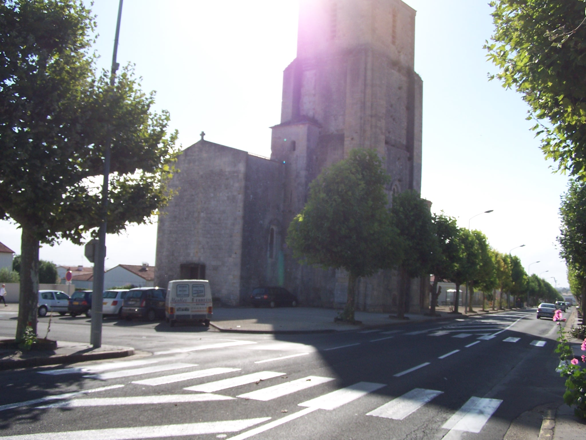boulevard clemenceau-existant-parvis