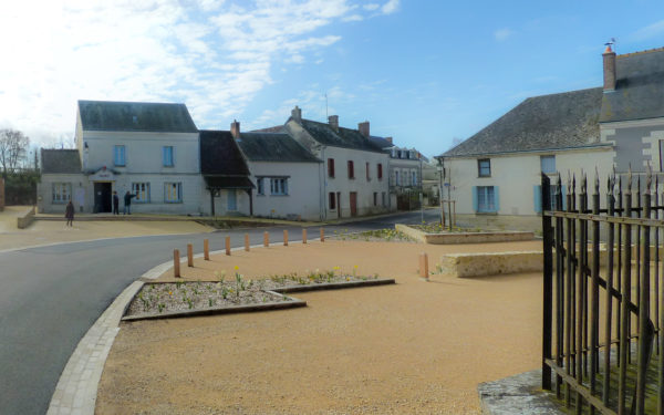 place-commune rurale-Louroux