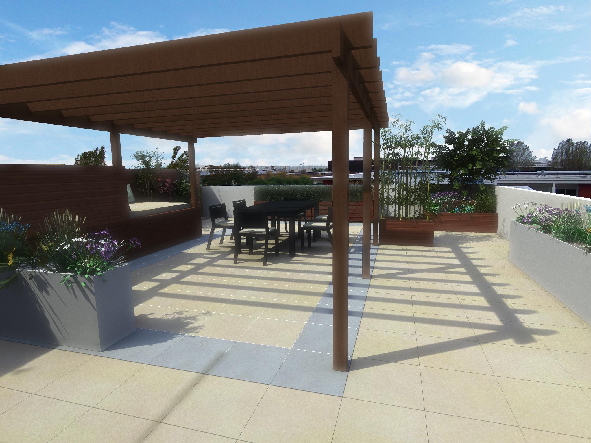 toiture terrasse_Balcon_La Rochelle#01