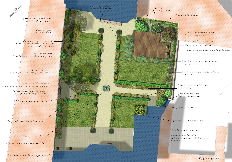 Plan masse-idspace