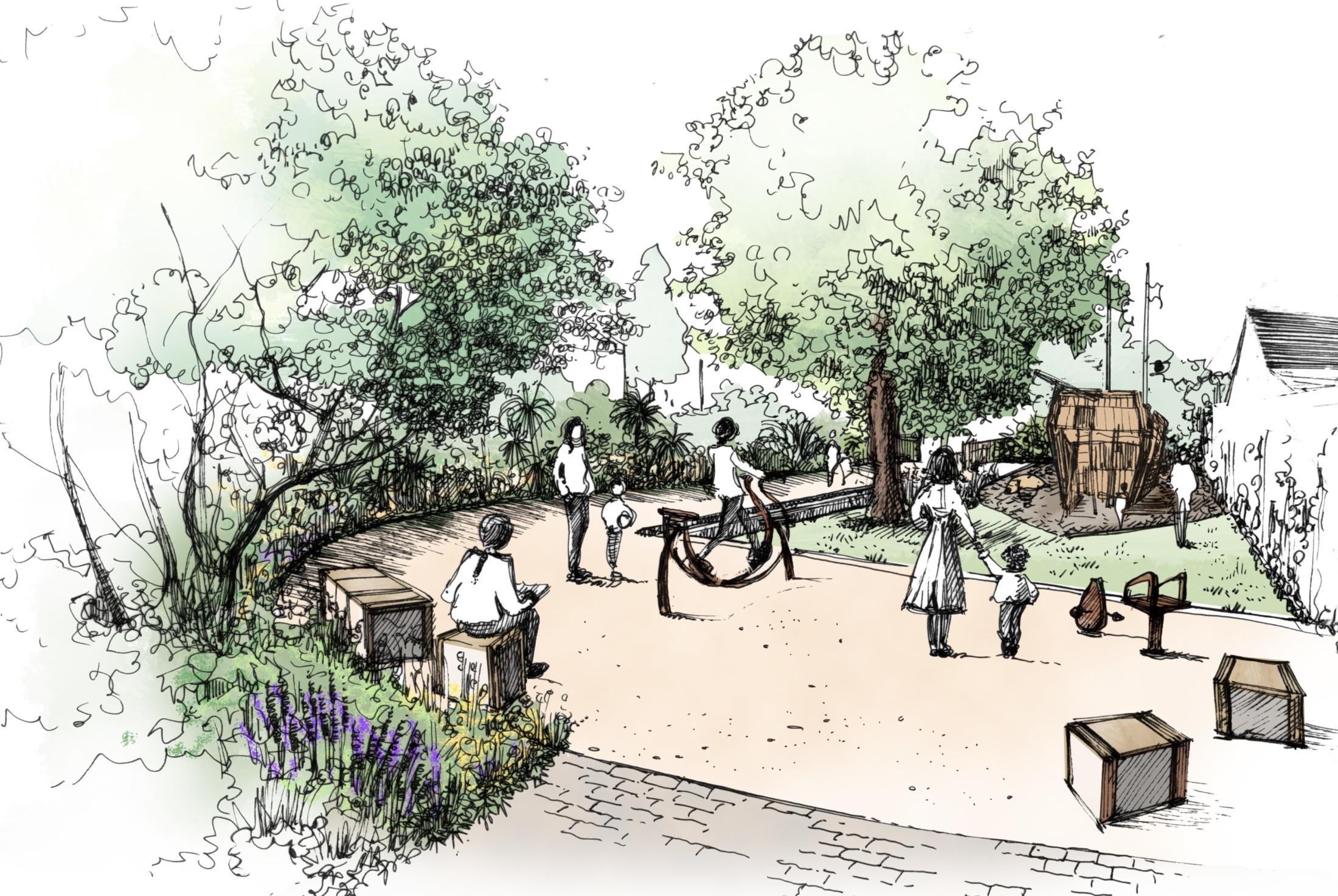 jardin-square-public-parcours sportif