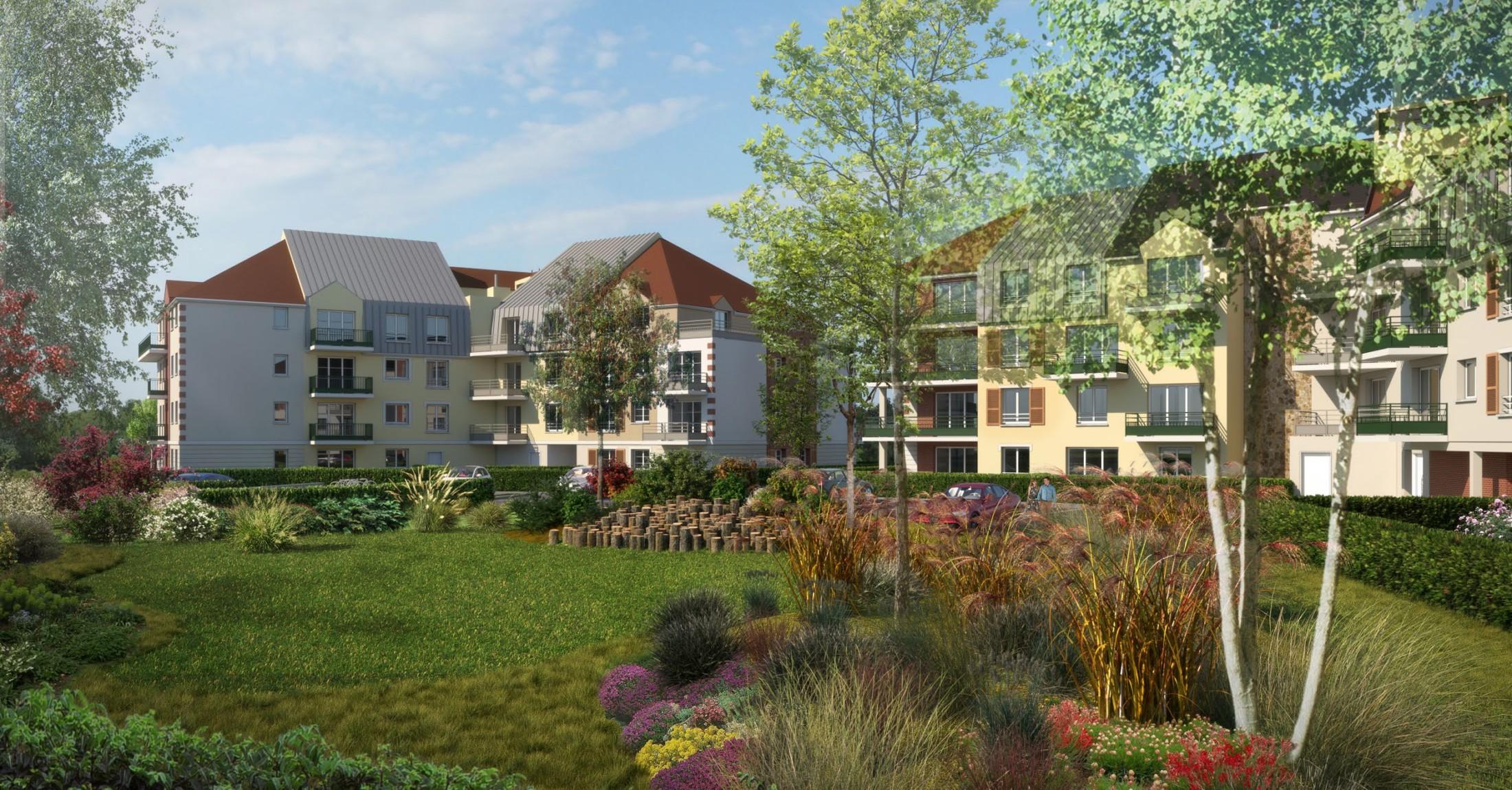 Logement-ZAC-urbain-jardin-paysage